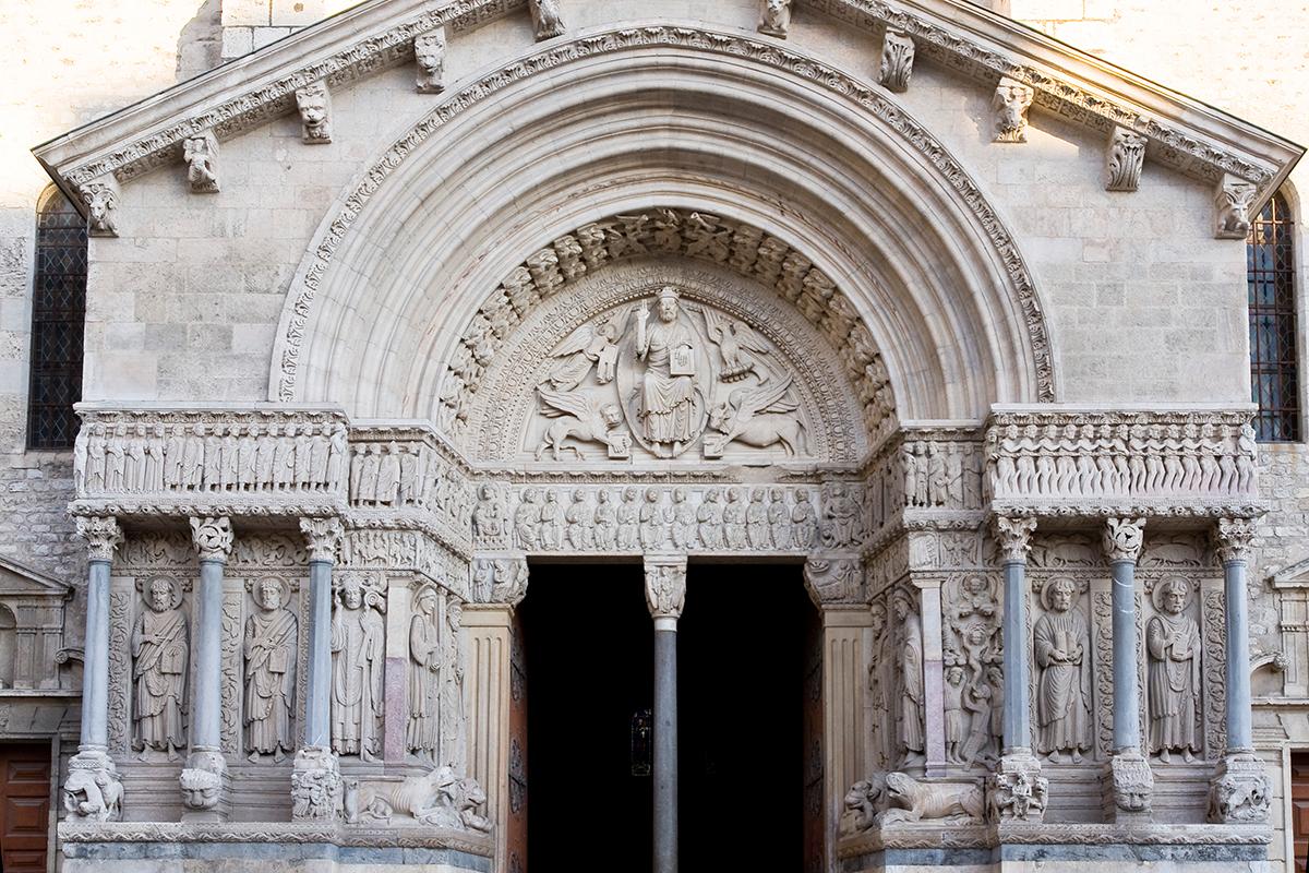 The Route Of Santiago De Compostela