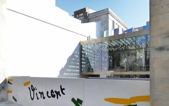 La fondation vincent van gogh arles office de tourisme d 39 arles - Office de tourisme d ales ...