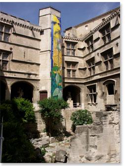 Museon arlaten ou mus e arl sien office de tourisme d 39 arles - Office de tourisme d ales ...