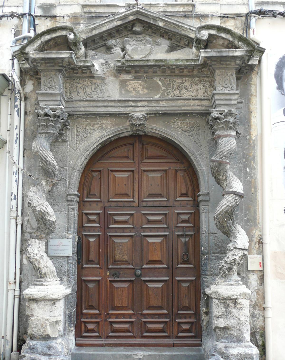 Arles poque renaissance et classique office de tourisme d 39 arles - Office de tourisme d ales ...